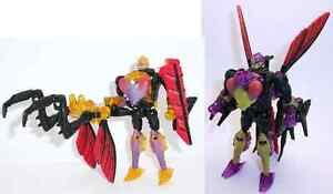 Transformers BotCon 2005 Dirge and Buzzclaw