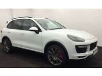 PORSCHE CAYENNE 3.0 V6 D 260 PLATINUM EDITION GTS TURBO FROM £235 PER WEEK!