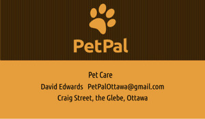 Glebe Dog Walker / Pet Care
