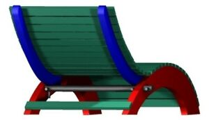 The ultimate Chaise Lounge Recliner outdoor DIY project St. John's Newfoundland image 2