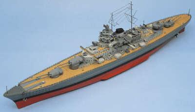 BISMARCK Schlachtschiff Aeronaut 362000