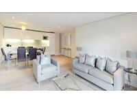 Stunning interior designed 3 bed apartment with water views near Paddington. Available immediately
