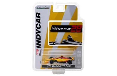 Greenlight 10800 Indy Car 500 2018 Ryan Hunter Reay Dhl Izod  28 Diecast 1 64