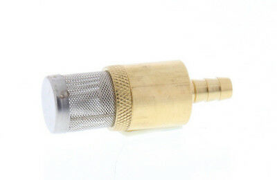Pressure Washer Stainless Steel Brass Chemical Soap Chlorine Pickup Filter