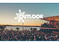 Outlook Festival 2016 Croatia Ticket - Only £80 Including name change