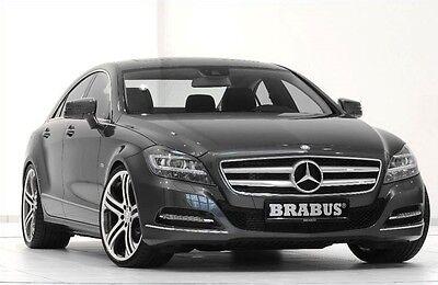 BRABUS Monoblock Q 20 Zoll Felgensatz für Mercedes Benz