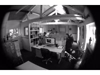Office / Desk Space / Film & Photography Chester £13 per day all Inclusive