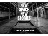 2 x Printworks London: Launch Extravaganza (Seth Troxler, Loco Dice, Martinez Brothers)