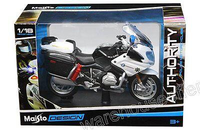 セカイモン Bmw R1200rt Police バイク Atv ダイキャスト 乗り物