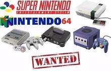 Any NES/Super Nintendo/Nintendo 64/Gamecube Games & Consoles East Cannington Canning Area Preview