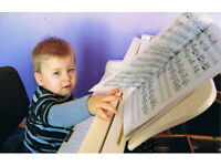 LONDON PIANO LESSONS.EXPERIENCED TEACHER