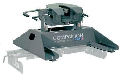 B&W Companion Slider Fifth Wheel Hitch RVK3670 For 2013+ Ram w/ Puck System, used for sale  Bradenton