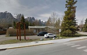 Downtown Canmore house for rent