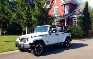 2014 Jeep Wrangler POLAR VUS