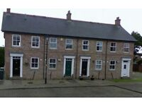 *reduced* 2 bed terrace house for rent in Strensall, York