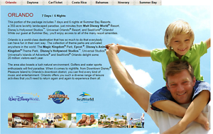 15 Nights Family Holiday Package to Florida for $499 Rockdale Rockdale Area Preview