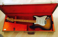 Fender Stratocaster US Re-issue 2002