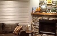 Renovated Bungalow - Milton (main floor only - furnished)