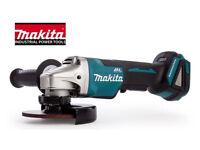 BRAND NEW! Makita 18V 'BRUSHLESS' Grinder DGA456Z 115mm £160 in Screwfix!