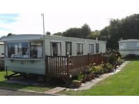 Static caravan (sited in Porthkerry)