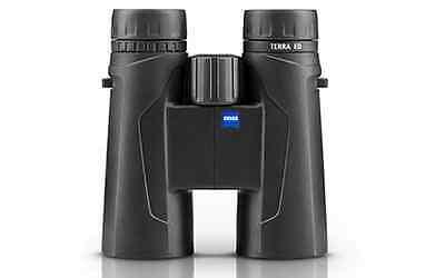 Zeiss 8x42 Terra ED Binoculars - Black