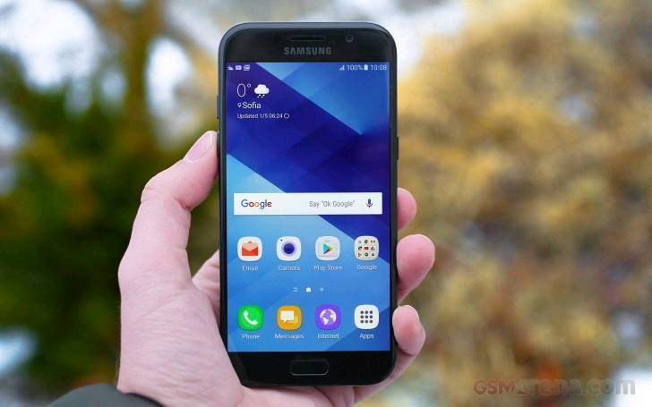 Samsung galaxy A3 2017 unlock | in Ilford, London | Gumtree