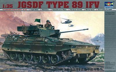 Trumpeter 9360325 JFSDF Schützenpanzer Typ 89 IFV 1:35 Fahrzeug Modellbausatz