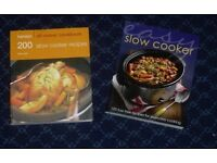 2 Slow Cooker Cook Books