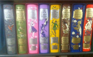 12 volume Fairy Tales published by Folio Society