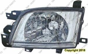 Head Lamp Driver Side Subaru Forester 2001-2002