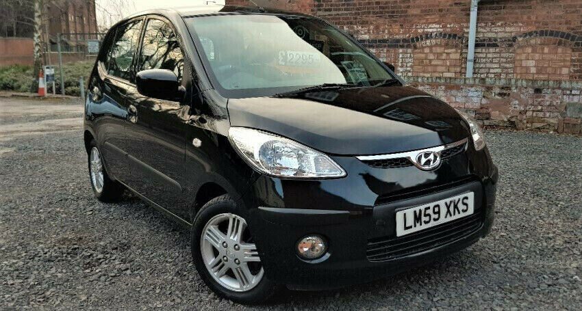 Hyundai I10 1 2 COMFORT 5dr (59)2009 *1 Year Warranty* Low Mileage 50k | in  Walsall, West Midlands | Gumtree