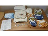 Cloth nappy bundle
