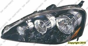 Head Light Driver Side Acura RSX 2005-2006