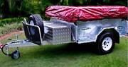 Off Road Camper trailer MDC Galvanised EXTREME V3 Singleton Rockingham Area Preview