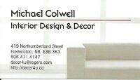 Michael Colwell Interior Design & Decor
