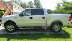2008 Ford F150 XLT Super Crew 4X4 5.4L CERTIFIED