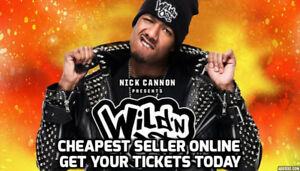 FINAL CALL★★Nick Cannon Wild & Out Live Scotiabank SUN Aug 19 ★★