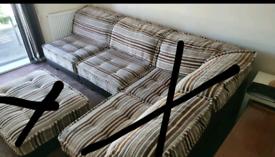 2 seater Modular sofa