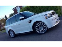 Range Rover Sport 2010 Low Miles
