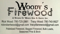 Firewood For Sale ~ Edson