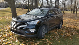 2014 Hyundai Santa Fe XL 7 Passenger Loaded SUV PAN SUNROOF