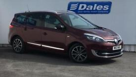 2013 Renault Grand Scenic 1.5 dCi Dynamique TomTom 5dr EDC [Bose pack] 5 door...