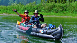 Grabner Adventure SL inflatable Canoe