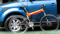 Lost Mountian Bike, North Nanaimo August 18, 2015