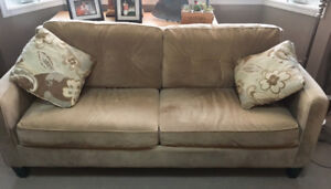 For Sale Sofa, Loveseat & Chair