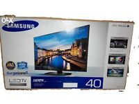 """Samsung UE40H4200 40"""" HD LED tv. Perfect condition"""