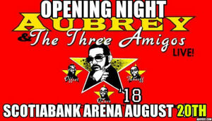 2 DAYS TILL ★★Drake, Migos Scotia Bank Arena Mon Aug 20 7PM★★