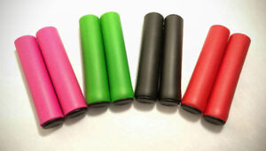 Pro-Style Silicone Foam Grips