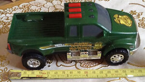 TRUCK 2008 HASBRO FUNRISE TONKA FORESTRY LIGHTED SOUNDS