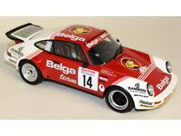 PORSCHE 911 SC//RS Rallye 1000 Pistes Toivonen Gr.B Rothman s NEU NEW OTTO 1:18